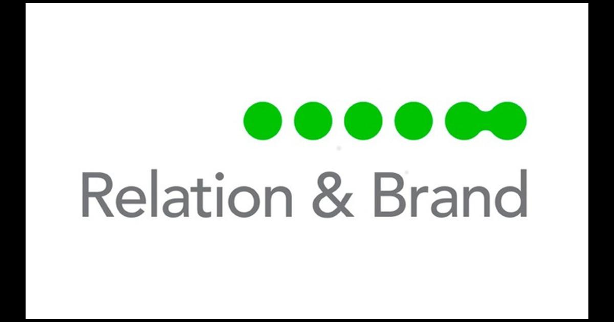 Logotyp för Relation & Brand