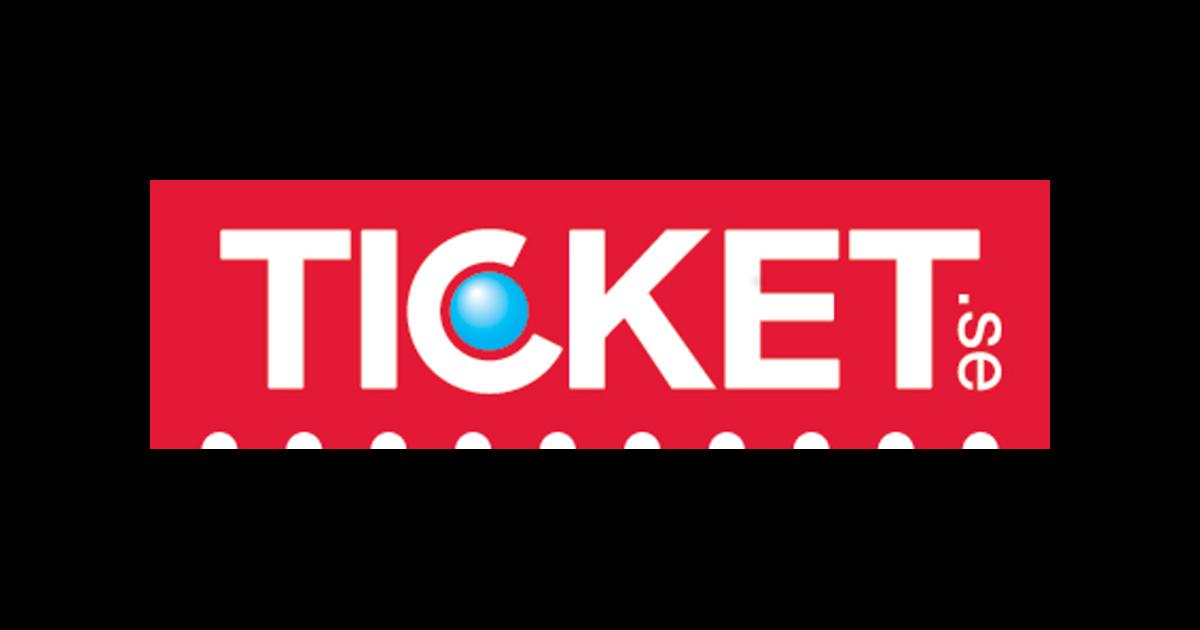 Logotyp för Ticket